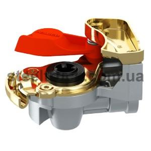 Разъем пневматический М22 с обратным клапаном (красный), WABCO, 4522002110, 059-0416