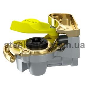 Разъем пневматический М22 с обратным клапаном (желтый), WABCO,  4522002120, 059-0418