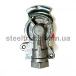 Разъем пневматический М22 без обратного клапана (красный), WABCO,  4522000110, 059-0419