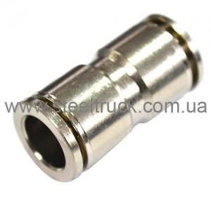 Аварийный пневмосоединитель металл 6 АТ , АТ-006, PUC6M, 059-0012