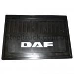 Брызговик тисненый DAF 500x370