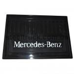 Брызговик тисненый MERCEDES 500х370