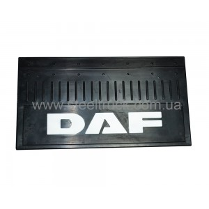 Брызговик тисненый DAF 650х350, 56653501, 011-0067