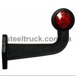 Габарит заноса прицепа LED кривой 20 см (AN-SEL)