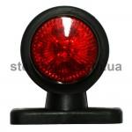 Габарит заноса прицепа LED прямой 6 см (AN-SEL)