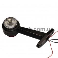 Габарит заноса прицепа LED прямой 16 см (AN-SEL), A-205 A LED, 70223216, 016-0035