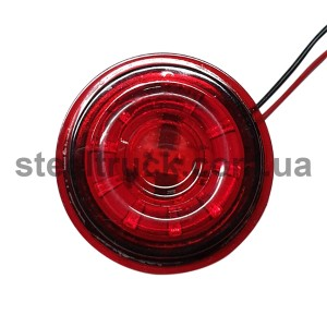 Вставка габарита LED красная (10 светодиодов), DEP-98112201, 98112201, 016-0100