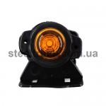 Фонарь габаритный - декоративный LED желтый (NOKTA), L0130Y, 017-0166
