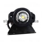 Фонарь габаритный - декоративный LED белый (NOKTA), L0130W, 017-0165