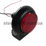 Фонарь габаритный LED 10, 12-24 V, красный (ISS)