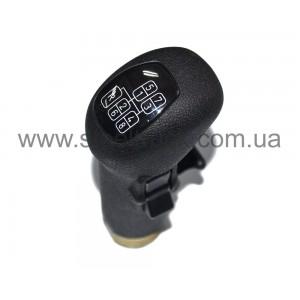 Ручка кпп DAF XF95/105  (правосторонняя), 054-0002