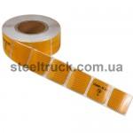 Лента светоотражающая 3М желтая \для тента\, TWY090, 055-0035