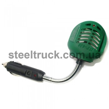 Фумигатор автомобильный 12V (на ножке, жидкость и таблетка), 40037, 001-0045