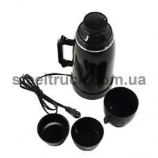 Чайник-термос 24V, 1 литр, 001-0078