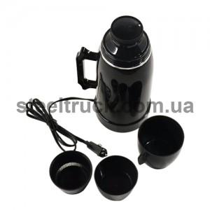 Чайник-термос 24V, 250W, 1 литр, 001-0078