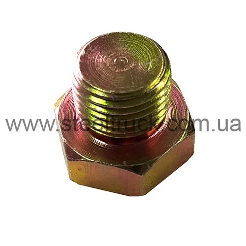 Заглушка металл, M16X1.5, 059-0228