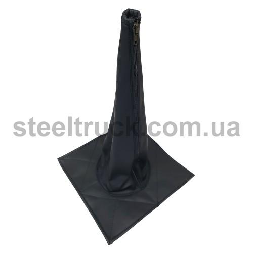 Чехол КПП эко-кожа универсальный 49 см , 125-0012