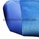Чехол на сиденья DAF  XF 106 (водитель+пассажир), синий, 9900444312, 009-0579
