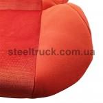 Чехол на сиденье ÇAPALI SCANİA R, красный, 009-0600
