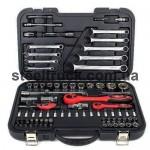 Профессиональный набор инструментов 1/2-1/4 82 ед., ЕТ-6082, 025-0090