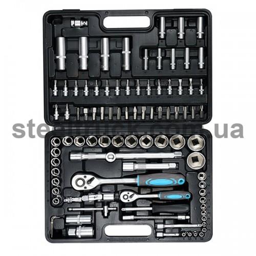 Профессиональный набор инструментов 1\2 * 1\4, 94 единицы, 025-0142