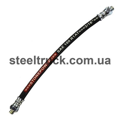 Шланг гибкий к шприцу рычажно-плунжерному 300 мм, GDGPHO, 025-0022