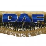 Шторка комплект DAF, бежевая