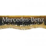 Шторка комплект MERCEDES, бежевая