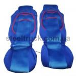 Чехол на сиденья MAN TGX, синий, 9900444304, 009-0502