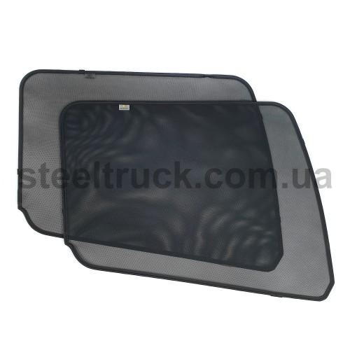 Каркасная штора Mercedes Atego, Axor, Камаз 5-490, каркасная тонировка класс 20 %, крепление магнит