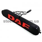 Табличка диодная DAF, красная, 002-0097