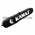 Табличка диодная KAMAZ, белая, 002-0110