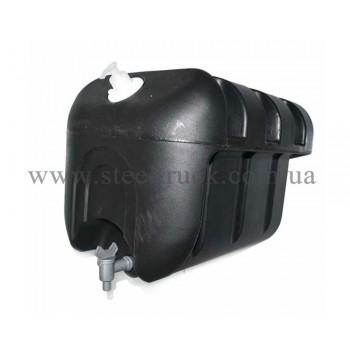 Бак-рукомойник черный 30 литров., 98890030, 010-0006