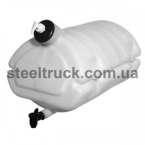 Рукомойник пластик 30 литров, белый, 010-0042