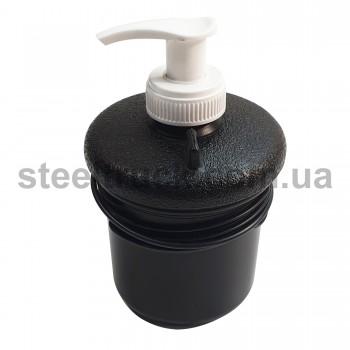Мыльница для жидкого мыла на рукомойник Ø-70мм, 680000006, 051-0589