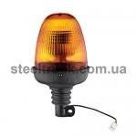 Проблесковый маячок оранжевый LED 24V с креплением на штангу, TR-518-6, TR-518-6, 045-0012
