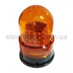 Маячок проблесковый LED 24V (на болтах), желтый EM, 99050324, 045-0017