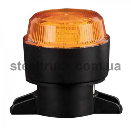 Маячок проблесковый 12-24 V (LED), 045-0021