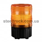 Маячок проблесковый с линзой Френеля 12-24 V(LED), BAD602, 045-0023