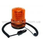 Проблесковый маячок, желтый 12-24 LED, ТR502-19, ТR502-19, 045-0003