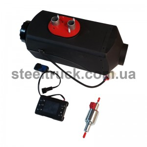 Автономный обогреватель 2 кВт - 24В, комплекте (FR), 2KW-24V, 064-0030