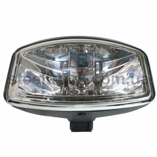 Фара дополнительная c LED подсветкой 240, овальная 240х140мм, 9-32V, 80W, 4500K, 052-0142