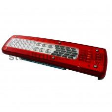 "Фонарь задний VOLVO FH 4 - FM 4, LED, с разъемом ""AMP"", правый, R1038LS, 1038SK, 82849925, 82849894, 019-0041"