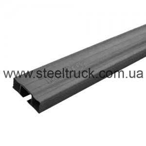 Профиль боковой защиты 100*35mm (металлопластиковый профиль), TK 1009, 051-0502