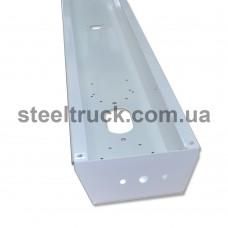 Бампер прицепа (металл крашенный 3 мм) NABOKA 2400 мм, 051-0520