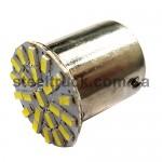 Лампочка LED 24V 21W (22 диода) BA15s, LED242123, 043-0002