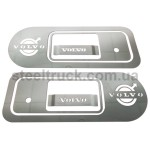 Накладка ручки двери VOLVO (нержавеющая сталь)