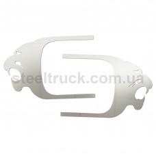 Накладка ручки двери MAN TGA-TGX-TGS-TGL (нержавеющая сталь), 081-0002