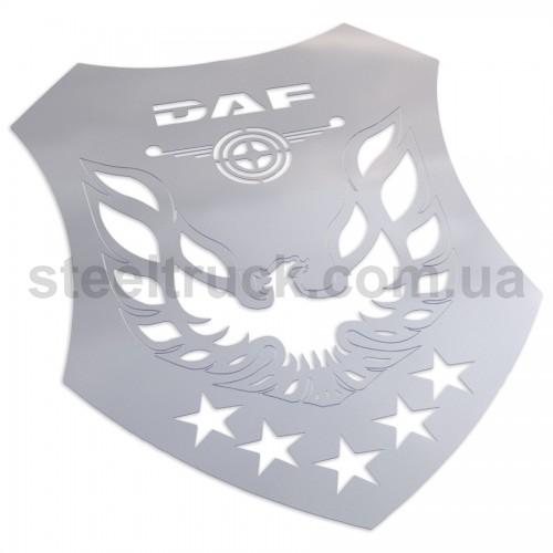 Накладка на спалку DAF, DAF08, 081-0023