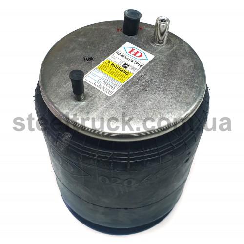 Пневморессора HD 44159-CP5, со стаканом, 020.4159.CP5, 050-0004